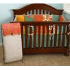 Gypsy 4 Piece Crib Bedding Set Cotton Tale