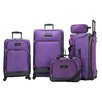 Skyway Seville 5 Piece Luggage Set