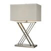 "Dimond Lighting 18"" H Table Lamp with Rectangular Shade"
