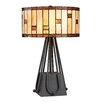 """<strong>21"""" H Tiffany Drum Table Lamp</strong> by Dimond Lighting"""