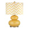 "Dimond Lighting 23.5"" H Table Lamp with Drum Shade"