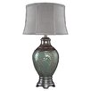 """Dimond Lighting Chippendale 31"""" H Table Lamp with Drum Shade"""