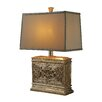 "Dimond Lighting Laurel Run 25"" H Table Lamp with Rectanglular Shade"