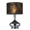 """<strong>Dimond Lighting</strong> Avonmore 27"""" H Table Lamp with Drum Shade"""