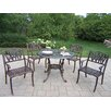Mississippi Tulip Dining Set