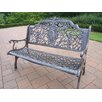 <strong>Golfer Aluminum Garden Bench</strong> by Oakland Living