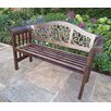 <strong>Mississippi Aluminum Garden Bench</strong> by Oakland Living