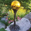 <strong>Oakland Living</strong> Gazing Globe with Pedestal Stand