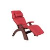 Human Touch Perfect Chair Classic Power Zero-Gravity Leather Recliner