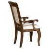<strong>Liberty Furniture</strong> Louis Philippe Upholstered Arm Chair
