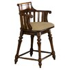 "Liberty Furniture Crystal Lakes 24"" Swivel Bar Stool"