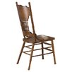 <strong>Nostalgia Double Press Back Side Chair</strong> by Liberty Furniture