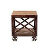 Yosemite Home Decor End Table