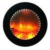 Yosemite Home Decor Echo Electric Fireplace