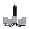 <strong>Panorama Trail 5 Light Chandelier</strong> by Yosemite Home Decor