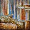 Yosemite Home Decor Revealed Artwork Burnished II Original Painting on Canvas