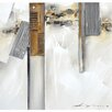 <strong>Revealed Artwork Fractured I Original Painting on Canvas</strong> by Yosemite Home Decor