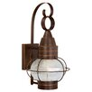 Vaxcel Chatham 1 Light Outdoor Wall Sconce