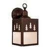 Vaxcel Yosemite 1 Light Outdoor Wall Sconce