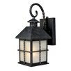 Vaxcel Savannah Outdoor Wall Sconce