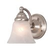 Vaxcel Standford 1 Light Wall Sconce