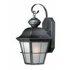 <strong>New Haven Outdoor Smart Lighting Wall Sconce</strong> by Vaxcel