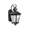 New Haven Outdoor 1 Light Wall Lantern