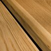 <strong>Oak Nashville T-Molding</strong> by Kahrs