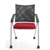 <strong>Dauphin</strong> Join Me Mesh Guest Chair