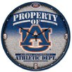"<strong>Collegiate 18"" NCAA High Def Wall Clock</strong> by Wincraft, Inc."