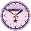 """<strong>NFL 12.75"""" Wall Clock</strong> by Wincraft, Inc."""