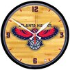 "NBA 12.75"" Round Clock - Minnesota Timberwolves"