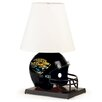 """Wincraft, Inc. NFL Deluxe Helmet  24"""" H Table Lamp with Empire Shade"""