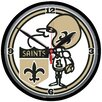 "<strong>Wincraft, Inc.</strong> New Orleans Saints 12.75"" Wall Clock"