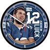 "<strong>Wincraft, Inc.</strong> NFL 12.75"" Andrew Luck Wall Clock"