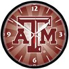 "<strong>Wincraft, Inc.</strong> Texas 12.75"" A and M University Wall Clock"