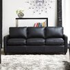 Diamond Sofa Tanner Leather Sofa