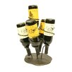 <strong>Creative Creations</strong> Xiafeng 5 Bottle Tabletop Wine Rack