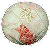 <strong>Round Orchid Dog Pillow</strong> by Dogzzzz