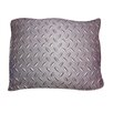 Dogzzzz Rectangle Diamond Plate Dog Pillow