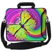 <strong>Designer Sleeves</strong> Executive Sleeves 60's Butterfly PC Laptop Bag