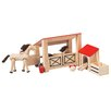<strong>Dollhouse Stable</strong> by Plan Toys