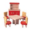 Plan Toys Dollhouse Dining Room - Neo