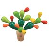 <strong>Preschool Balancing Cactus</strong> by Plan Toys