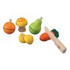 <strong>Plan Toys</strong> Preschool Fruit and Vegetable Play Set