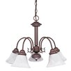 <strong>Nuvo Lighting</strong> Ballerina 5 Light Chandelier
