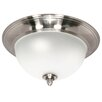 <strong>Palladium Flush Mount</strong> by Nuvo Lighting