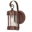 Nuvo Lighting Piper Wall Lantern in Old Bronze