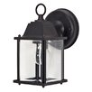 Nuvo Lighting Cube 1 Light Wall Lantern