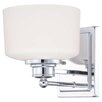<strong>Nuvo Lighting</strong> Soho 1 Light Bath Vanity Light